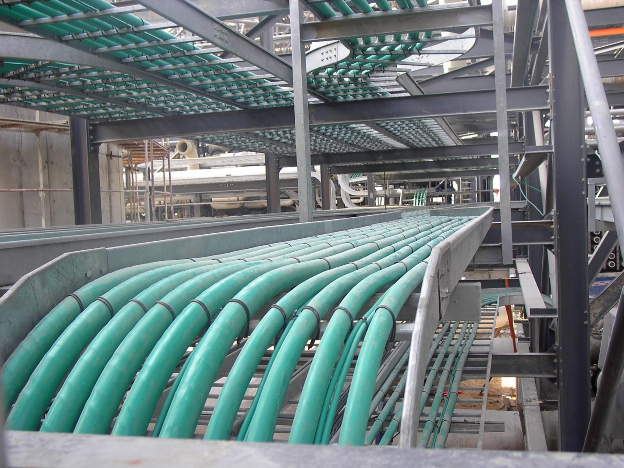 Cable Trays And Carriers Signaline Linear Heat Detection