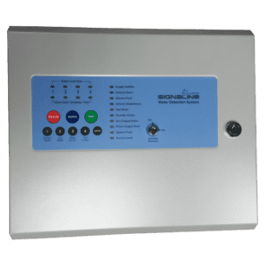 "Signaline <sup class=""signaline-sup"">WATER</sup> Detection Control Panel"
