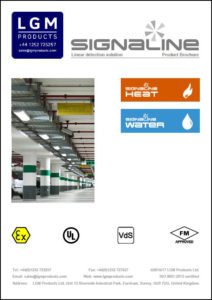 Sigaline linear detection brochure stroked 2